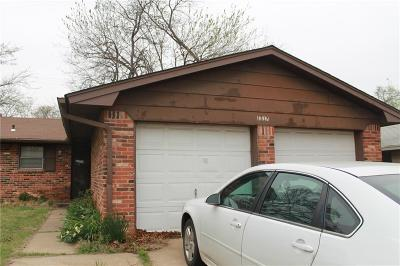 Midwest City Single Family Home For Sale: 1517 Marydale Avenue