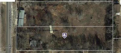 Canadian County, Oklahoma County Residential Lots & Land For Sale: 536 N Westminster Road