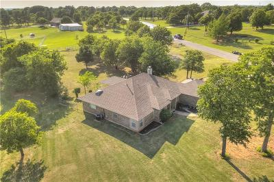 Oklahoma City Single Family Home For Sale: 8001 Double Springs Drive