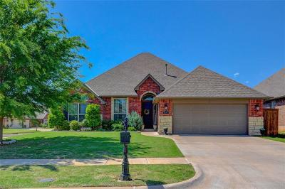 Edmond Single Family Home For Sale: 6000 NW 151st Street