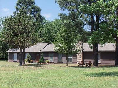 Spencer Single Family Home For Sale: 9827 50th