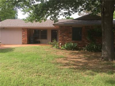Shawnee Single Family Home For Sale: 1810 Chandler