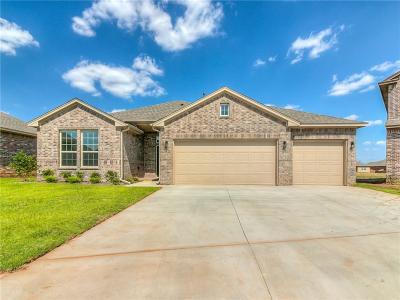 Yukon Single Family Home For Sale: 2508 Austin Glen Court