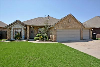 Oklahoma City Single Family Home For Sale: 10505 Walnut Hollow