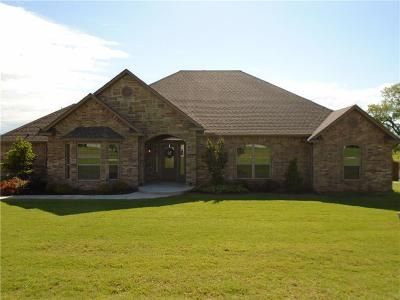 Blanchard OK Single Family Home For Sale: $289,900