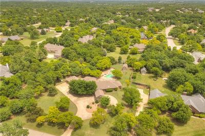 Edmond Single Family Home For Sale: 5204 Summit Drive