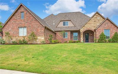 Edmond Single Family Home For Sale: 3008 Lakeshire Ridge Way