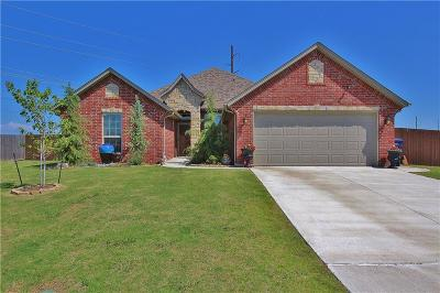 Oklahoma City Single Family Home For Sale: 14524 S Brent Drive