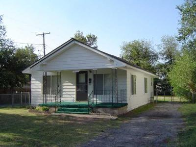 Norman Single Family Home For Sale: 818 E Frank Street