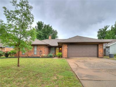 Edmond Single Family Home For Sale: 1314 W Aries Road
