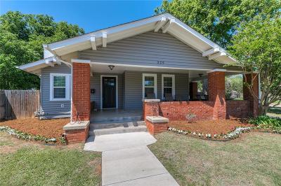 Edmond Single Family Home For Sale: 329 E 6th Street