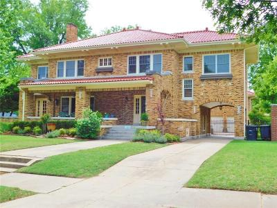 Shawnee Single Family Home For Sale: 1404 N Broadway