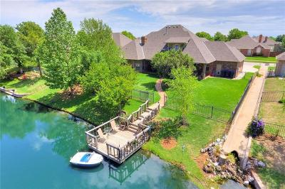 Oklahoma City Single Family Home For Sale: 10701 Waterside Drive