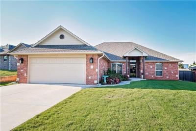 Shawnee Single Family Home For Sale: 1216 Palmer Drive