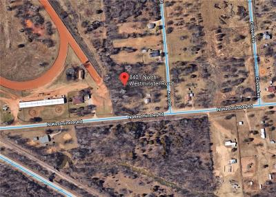 Oklahoma City Residential Lots & Land For Sale: 8401 N Westminster