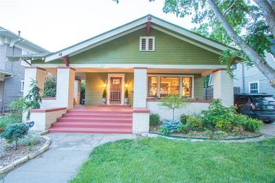 Oklahoma City Single Family Home For Sale: 212 NW 22nd