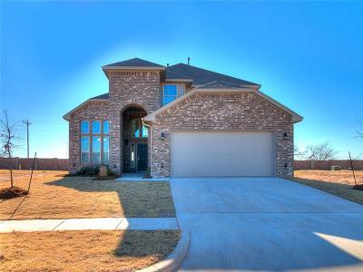 Yukon Single Family Home For Sale: 2520 Austin Glen Court