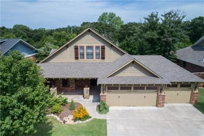 Edmond Single Family Home For Sale: 716 Blue Oak Way