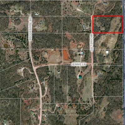 Canadian County, Oklahoma County Residential Lots & Land For Sale: Michael Rd