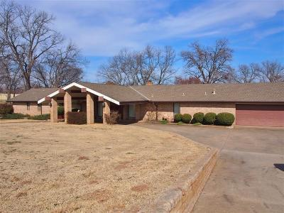 Shawnee Single Family Home For Sale: 2424 E Highland