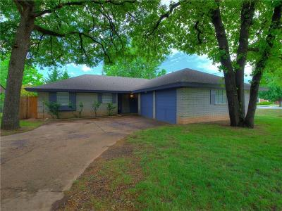 Bethany Single Family Home For Sale: 3025 N Holloway Avenue