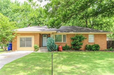 Norman Single Family Home For Sale: 1519 Windsor Way