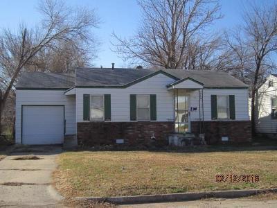 Oklahoma City Single Family Home For Sale: 3140 Cashion Place