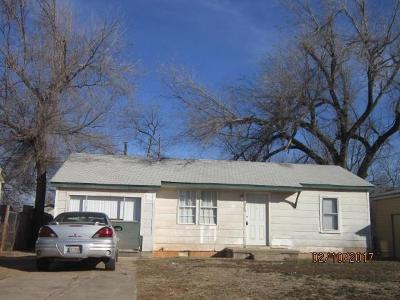 Oklahoma City Single Family Home For Sale: 3713 SW 41st Street