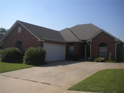 Edmond Single Family Home For Sale: 1420 NW 181st Street