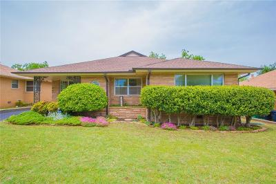 Oklahoma City Single Family Home For Sale: 2715 NW 33rd