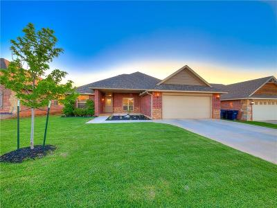 Edmond Single Family Home For Sale: 16109 Capulet
