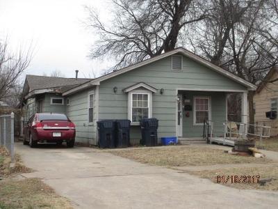 Oklahoma City Single Family Home For Sale: 516 SW 26th Street