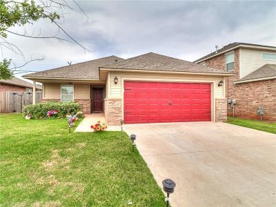 Edmond Single Family Home For Sale: 19501 Vista Avenue