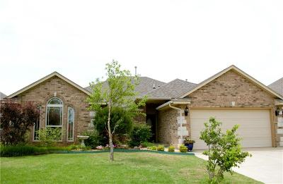 Yukon Single Family Home For Sale: 4901 Stag Horn Drive