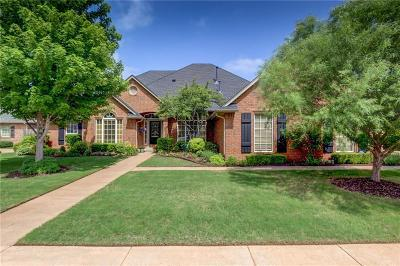 Edmond Single Family Home For Sale: 14600 Lisa Lane