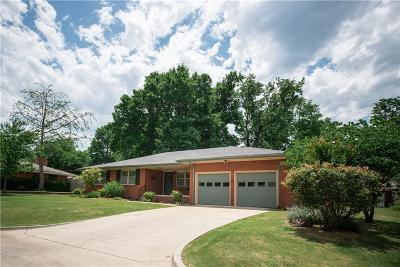 Norman Single Family Home For Sale: 1024 Connelly