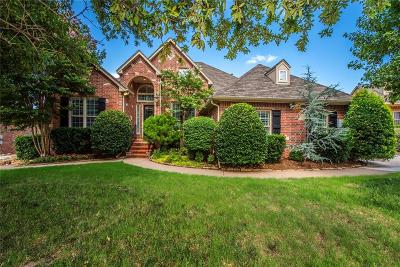 Edmond Single Family Home For Sale: 2700 Amesbury Lake Drive