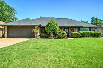 Oklahoma City Single Family Home For Sale: 3801 NW 69th Terrace