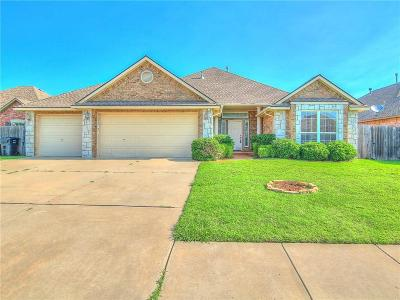 Edmond Single Family Home For Sale: 1809 NW 164th Circle