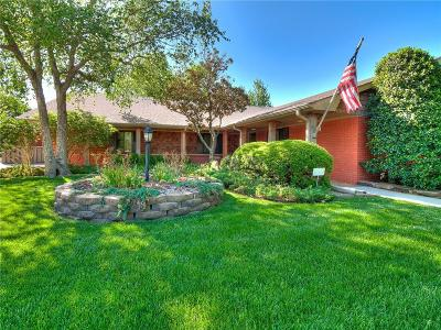 Oklahoma City Single Family Home For Sale: 3208 Rock Hollow