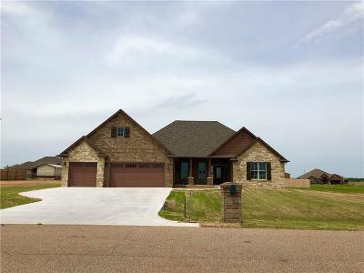 Tuttle Single Family Home For Sale: 1117 Daniel Way
