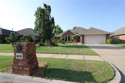 Norman Single Family Home For Sale: 4012 Knights Bridge Street