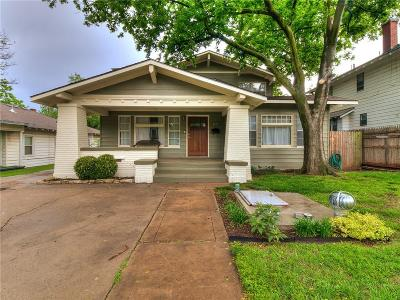 Oklahoma City Single Family Home For Sale: 2208 NW 16th Street