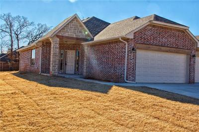 Edmond Single Family Home For Sale: 2516 Fall View Drive