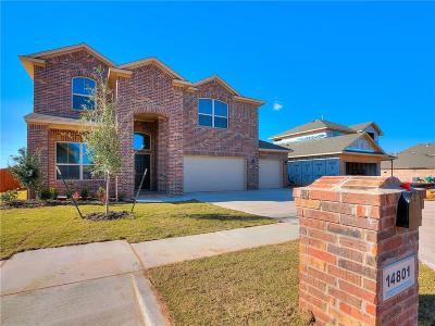 Oklahoma City Single Family Home For Sale: 14801 Gravity Falls Lane