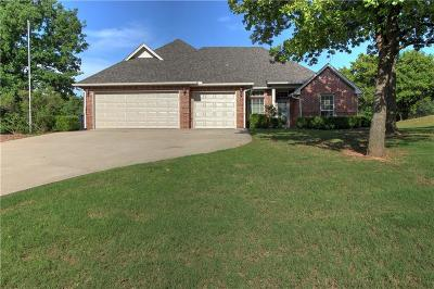 Oklahoma City Single Family Home For Sale: 7300 Emerald Drive