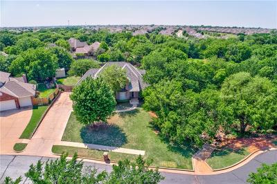 Oklahoma City Single Family Home For Sale: 16905 Halbrooke Circle