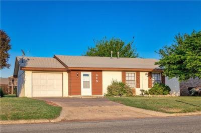 Clinton Single Family Home For Sale: 615 S 28th