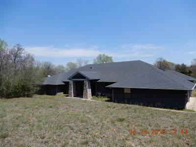 Oklahoma City Single Family Home For Sale: 7100 S Hiwassee Road