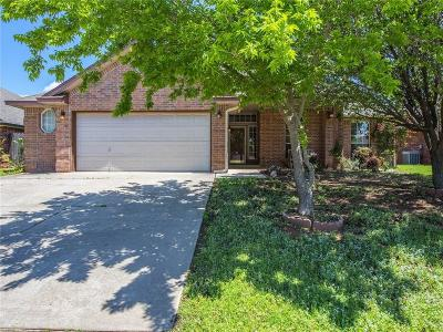Norman Single Family Home For Sale: 2017 Delancey Drive